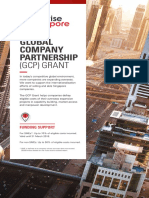 Enterprise Singapore GCP Grant