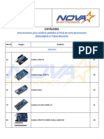 Catalogo Junio NOVA Electronics2018