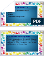 Learning Areas- Ict
