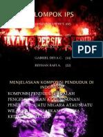 komposisi penduduk indonesia