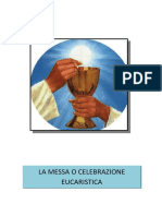 Le Quattro Parti Della Messa