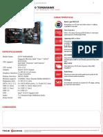 Msi z370 Tomahawk Datasheet