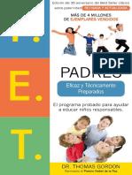 P.E.T. Padres Eficaz y Técnicamente Preparados - Thomas Gordon.pdf