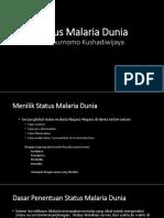 Malaria Global