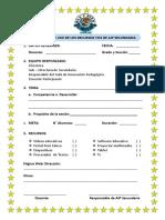 Registro de Crt - Aip Secundaria