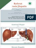 Referat Sirosis Hepatis Mrm