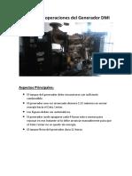 Manual Generador Electrico