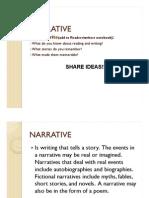 NARRATIVE Design Lessons