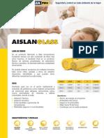 Ficha Técnica Aislanglass