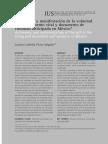 Autonomía y Manifestación de La Voluntad en El Testamento Vital y Documento de Voluntad Anticipada en Mexico