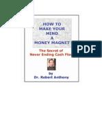 Transform A Tu Mente en Un Iman de Dinero Por Robert Anthony