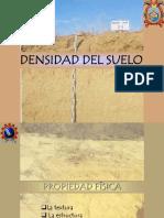 Densidad Del Suelo