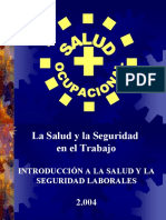 Salud Ocupacional OIT
