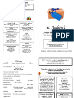 St Andrews Bulletin 070818