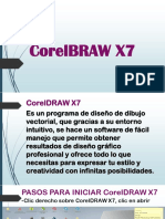 Trabajo Manual de Coreldraw x7