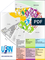 Mapa da UFRN