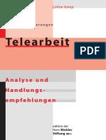KAMP,Lothar Telearbeit 2000