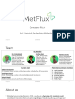 MetFlux VC Pitch Deck (Apr)