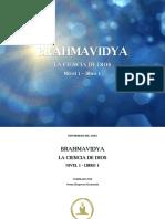 Brahmavidya - La Ciencia de Dios