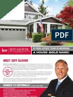 Jeff Glover Brochure