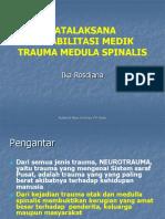 3. Dasar Rehabilitasi Medic Kasus Saraf (Stroke) (Dr. Ika)