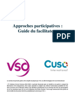 Approches Participatives Guide Du Facilitateur - 2016_Part1