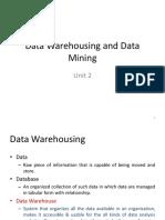 Data Warehousing and Data Mining_Unit2