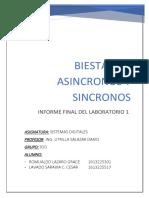 Informe Final Lab 1 Sd