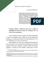 Int OponibilidadeDireitoRetencaoo AnaTaveiradaFonseca