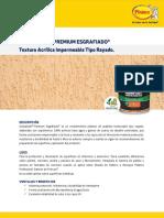 Graniplast Premium Esgrafiado 0