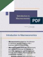 Macro Economy