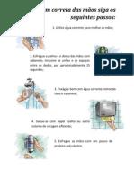 POP - LAVAGEM DAS MÃOS