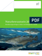 Naturbewusstseinsstudie 2017 des BMUB