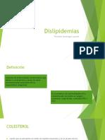 Dislipidemias Laurent Pimentel