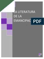 Monografia literatura de la emancipacion