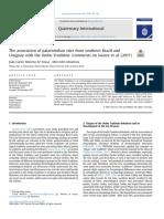 Moreno de Sousa e Okumura 2018 Quat Int.pdf