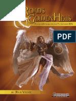 Open Design - Dark Roads and Golden Hells