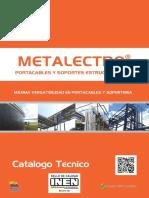 Metalectro Canaletas