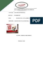 Fraude en el acto jurídico en el Perú