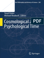 Dolev & Roubach (Eds.)-Cosmological and Psychological Time-Springer International Publishing (2016)