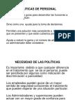 3.-POLITICAS DE PERSONAL.ppt