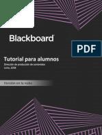 Tutorial Alumnos Blackboard 2018