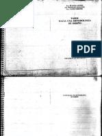 Pasos hacia una metodologia de diseño - Blanca Litwin, Rodolfo Sorondo y Jaime Uriburu (1982)