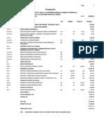 1.-PRESUPUESTO ALTERNATIVA N°01rev01  FQT