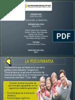 MODALIDADES PSICOTERAPIA.