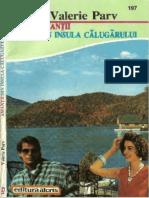 Valerie Parv - Amantii Din Insula Calugarului 197. Romantic - 172 Pag