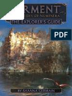 Torment Tides of Numenera Explorer's Guide