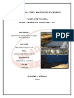 Matriales Geosinbteticos - Materiales de Construccion