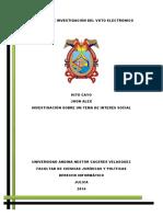 312633966-Proyecto-de-Investigacion-Del-Voto-Electronico.docx