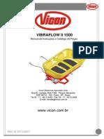Manual Vicon 1500 Rotor Duplo